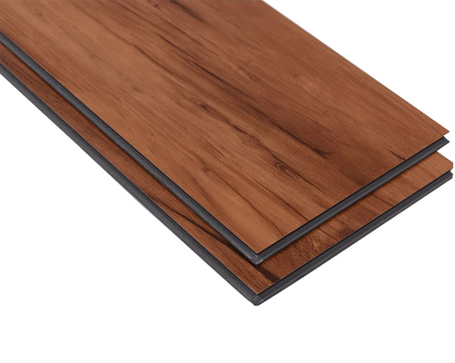 China Waterproof Rigid PVC Vinyl Flooring Wooden Design Sound Proof For Living Room supplier