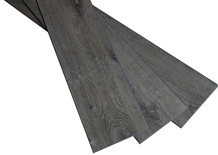 China Impact Resistance LVT PVC Flooring , Recycled Plastic Vinyl Flooring Phthalate Free supplier