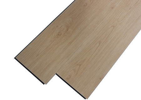 China Durable Healthy Dry Back Vinyl Plank Flooring No Plasticizers Strong Adaptability supplier